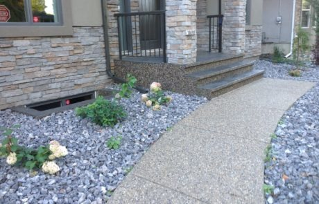 Edmonton Exposed Aggregate
